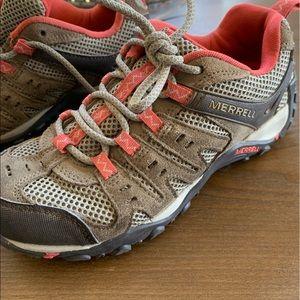 Merrell Shoes - Merrel hiking shoes